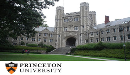 Princeton university thesis search