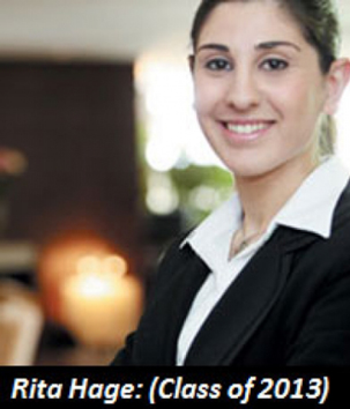 Graduates Follow Outstanding Careers Ambassadors of The School of Tourism and Hospitality Management At Balamand