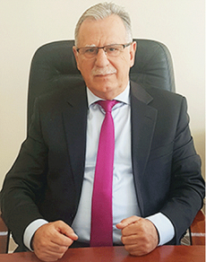 Dr. Elias Khalil Associate Dean of Issam Fares Faculty of Technology (IFFT) in UOB
