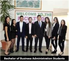 Faculty of Business and Management @ The University of Balamand Our Priority is Your Success. We Aim for Excellence!